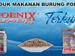 Pakan phoenix – Sponsorship